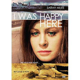 I Was Happy Here [DVD] USA import