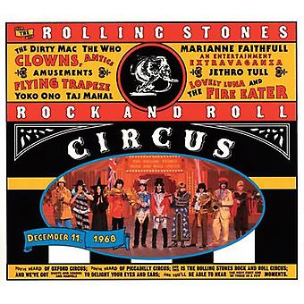 Rolling Stones - Rock & Roll Circus [CD] USA importeren