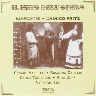 Pietro Mascagni - L'Amico Fritz [CD] USA import