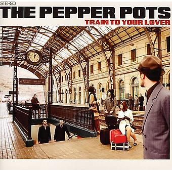 Pepper Pots - Train to Your Lover [CD] USA import