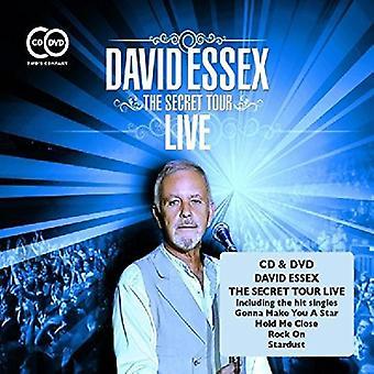 David Essex - Secret Tour: Live [CD] USA import