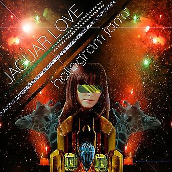 Jaguar Love - Hologram Jams [Vinyl] USA import