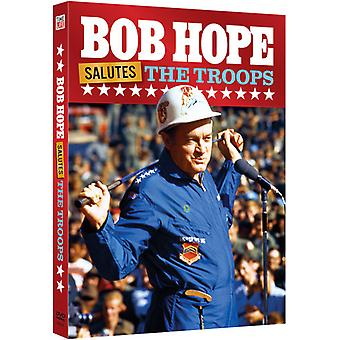 Bob Hope: Salutes the Troops [DVD] USA import