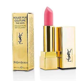 Yves Saint Laurent Rouge Pur Couture las esteras - # 224 rosa ilícito - 3.8g/0.13oz