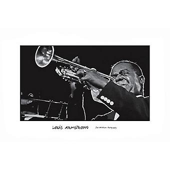 Louis Armstrong Juliste Tulosta Ted Williams (36 x 24)