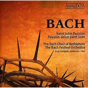 J.S. Bach - Bach: St. John Passion [CD] USA import