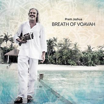 Joshua*Prem - Breath of Voavah [CD] USA import