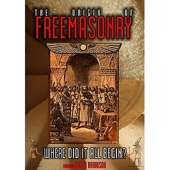 Origin of Freemasonry: Where Did It All Begin [DVD] USA import