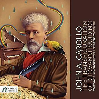 Carollo / Moravian Philharmonic Orch / Vronsky - Transfiguration of Giovanni Baudino [Vinyl] USA import