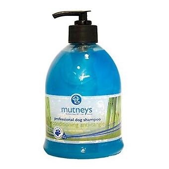 Mutneys Conditioning & Anti-Tangle Professional Dog Grooming Shampoo, 5L
