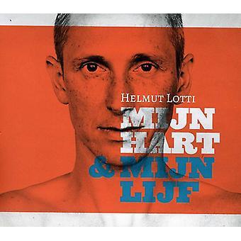 Helmut Lotti - Mijn Hart Fi Mijn Lijf [CD] USA tuonti