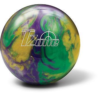 Sfera di bowling palla da bowling Brunswick T-zona cosmica - Mardi Gras