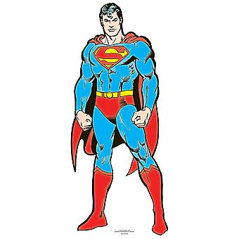 Superman DC Comics Mini Cardboard Cutout / Standee / Standup
