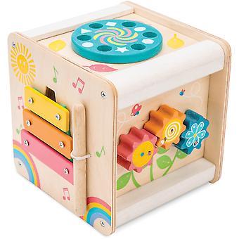 Le Toy Van Petilou Petit Activity Cube