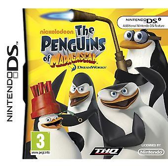 Πιγκουίνοι της Μαδαγασκάρης (Nintendo DS)-νέα