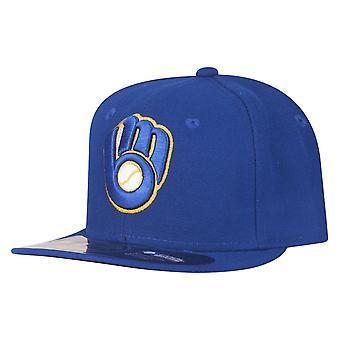 New era 59Fifty KIDS Cap - AUTHENTIC Milwaukee Brewers