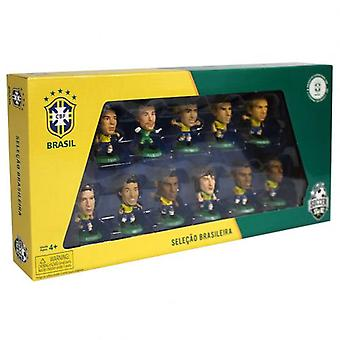 Pack de SoccerStarz équipe de Brasil