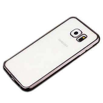 Premium TPU Silikoncase black for Samsung Galaxy A5 2016 A510F