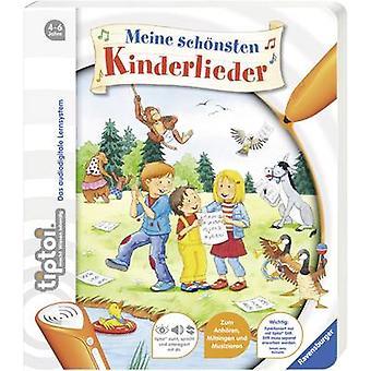 Ravensburger tiptoi® mijn mooiste liedjes voor kinderen