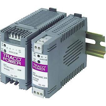 TracoPower TCL 024-124DC Zasilacz montażowy (DIN) 24 V DC 1 A 24 W 1 x