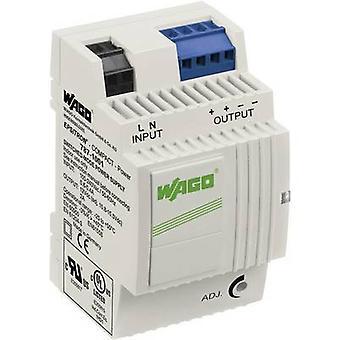 WAGO EPSITRON® COMPACT POWER 787-1001 Rail mounted PSU (DIN) 12 V DC 2 A 24 W 2 x