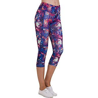 Outdoor Look Womens/Ladies Lomond Yoga 3/4 Length Leggings