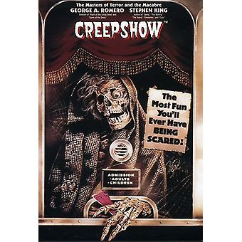 Creepshow [DVD] USA import