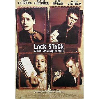 Jack, Lady, K÷nig, Grass Poster Internationaal 101,5 x 68,5 cm