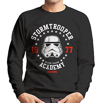 Original Stormtrooper Training Academy Men's Sweatshirt