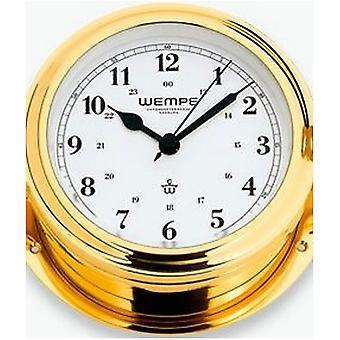 Wempe chronometer works Cup porthole clock CW140004
