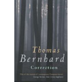 Korrektur von Thomas Bernhard - 9780099442547 Buch