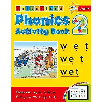 Phonics Activity Book 2 by Lisa Holt - Lyn Wendon - 9781782480945 Book