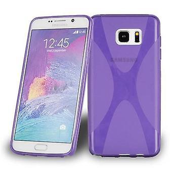 Cadorabo Funda para Samsung Galaxy NOTE 5 funda de la caja - TPU flexible funda del teléfono de silicona - caso de protección de la funda de silicona ultra delgado de la cubierta trasera del parachoques