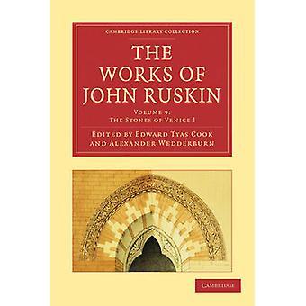 John Ruskinin teokset John Ruskinilla - 9781108008570 Kirja