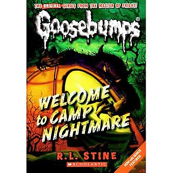 Welcome to Camp Nightmare (pelle d'oca