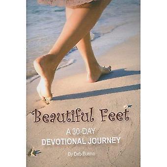 Vackra fötter: En 30-dagars ANDAKTS resa