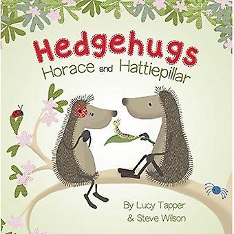 Horace & Hattiepillar (Hedgehugs Board Book)