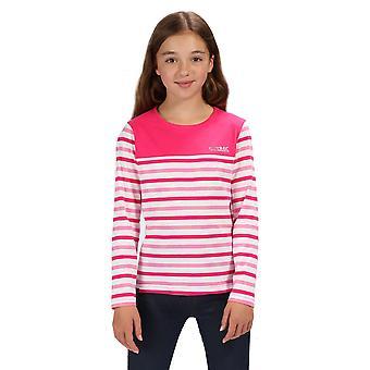 Regaty dziewczyny nieszczęście koszula długi rękaw Jersey T
