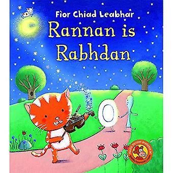 Fior Chiad Leabhar Rannan er Rabhdan