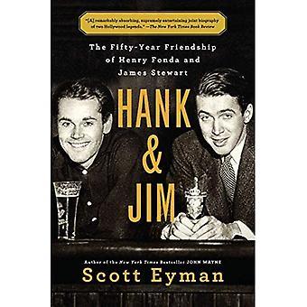 Hank og Jim: femti års vennskap av Henry Fonda og James Stewart