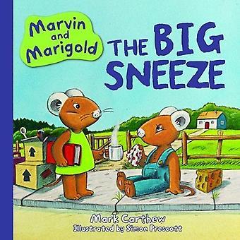 Marvin and Marigold: The Big Sneeze: No. 1