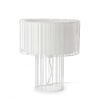 Faro - Linda White tabell lampa FARO29307