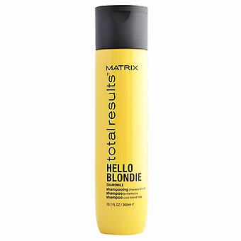 Matrix totaal resultaten Hello Blondie shampoo 300ml