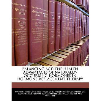 موازنة القانون المزايا الصحية للهرمونات ناتوراليوككورينج في العلاج بالهرمونات البديلة بمنزل كونغرس الولايات المتحدة واﻷعض