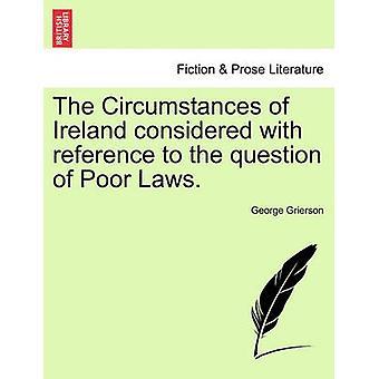 アイルランドの事情は、悪い法律の問題を参照して検討しました。バイ Grierson & ジョージ