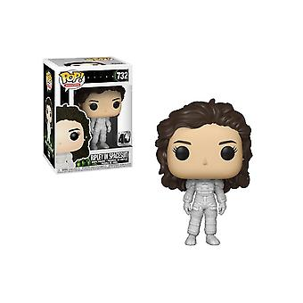 Alien Ripley In ruimtepak POP! Vinyl
