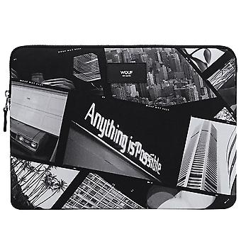Wouf Anything Is Possible Macbook Pro 13″ Laptop Sleeve