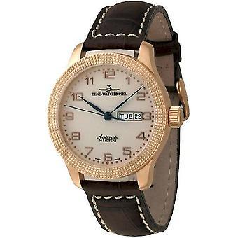 Zeno-watch mens watch NC Clou de Paris automatic retro 11554DD-Pgr-f2