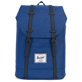 Herschel Supply Co. Retreat Laptop BackPack  Eclipse Crosshatch