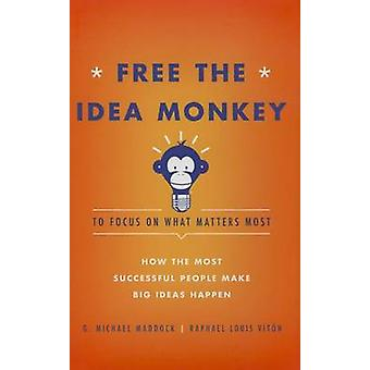 Free the Idea Monkey to Focus on What Matters Most - How the Most Succ